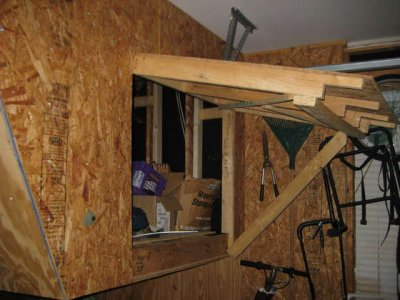 mounting plywood