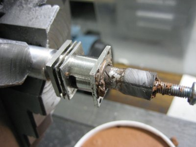 lapping cylinder